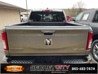2019 Ram 1500 Big Horn Lone Star Oak Ridge Tn Knoxville Lenoir